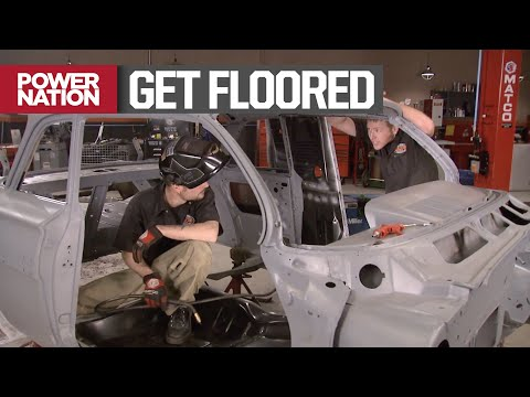 Impala Gets New Floors And Tubs - MuscleCar S3, E10