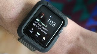 Check Your iPhone Battery Life From Your Apple Watch!