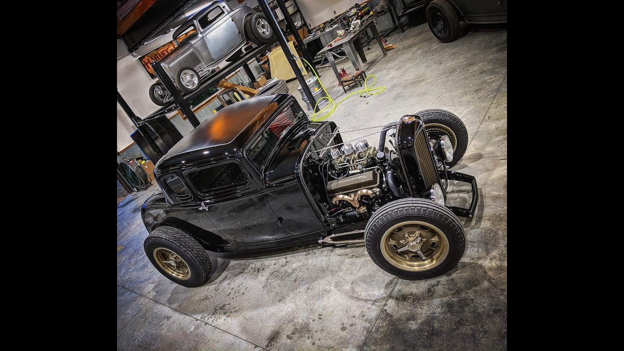 Download Steadfast Hot Rods Hot Rod of The Year 2020 Entry