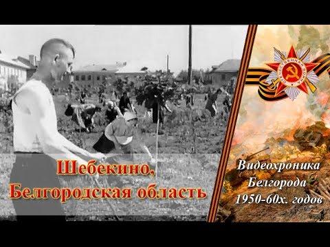 Шебекино, Белгородская область, хроника 1957год