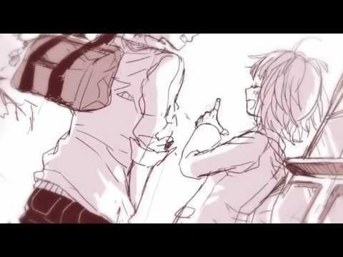 男二人で豊崎愛生さんの声真似をして「初恋の絵本」を歌ってみたwww