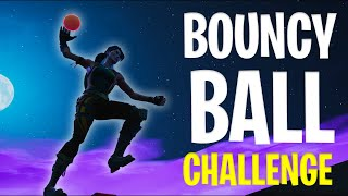 Get 15 Bounces In A Single Throw With The Bouncy Ball Toy - Week 5 Fortnite Bouncy Ball Challenge