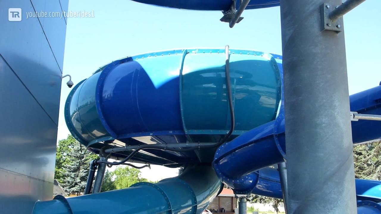 Aquapark Trnava - Space Hole - YouTube 79b45239863