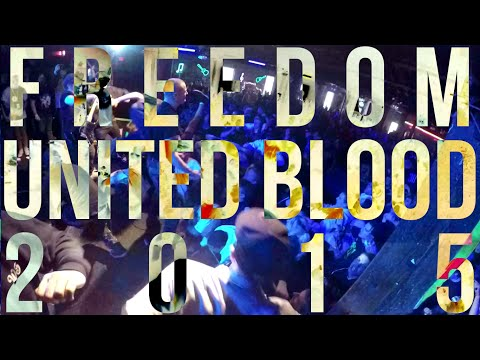 Freedom - United Blood 2015