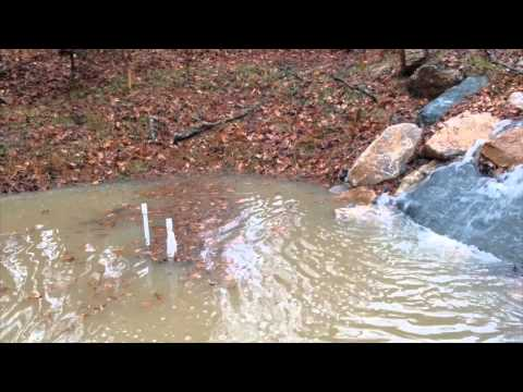 Third Fork Creek Regenerative Stormwater Conveyance Project