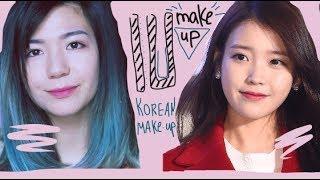 || IU make-up || Корейский макияж IU