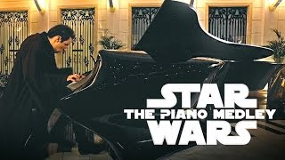 Star Wars The Piano Medley Peter Bence