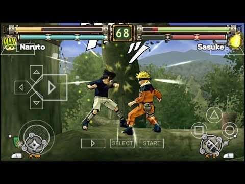 Naruto Ultimate Ninja Heroes 2 - PPSSPP Android (Link Download + Settings)