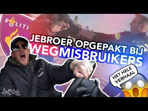 Jebroer - Polizei [Opgepakt bij Wegmisbruikers!?]