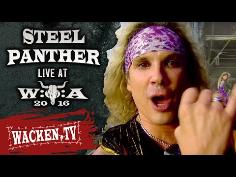 Steel Panther  Full Show   at Wacken Open Air 2016