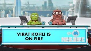 Virat Kohll - 42nd Century | 9XM Newsic | Bade Chote
