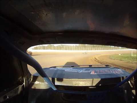 Eagle Valley Speedway Hornet Heat #3 8/14/16 Rear