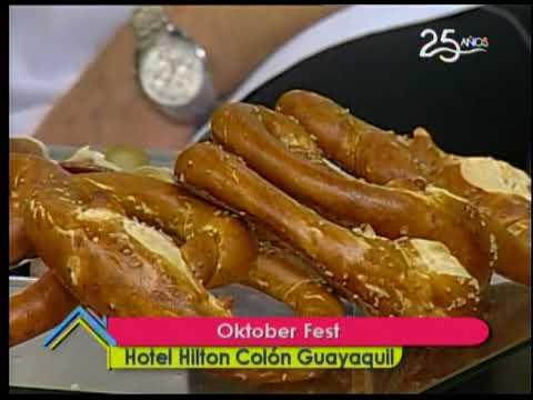 Oktober Fest Hotel Hilton Colón Guayaquil