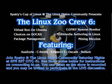 The Linux Zoo Crew V6