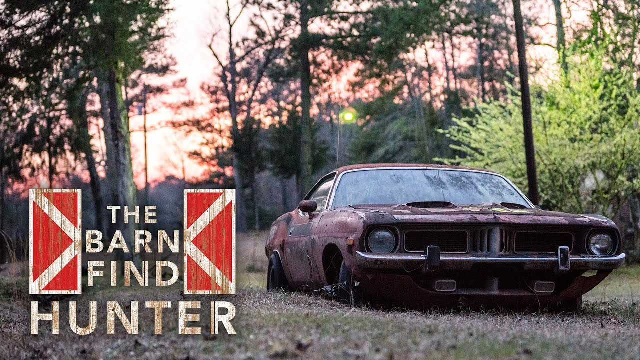 barn find muscle cars youtube