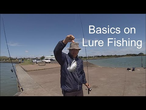NZ Basic Fishing | Tutorial | Basics On Lure Fishing