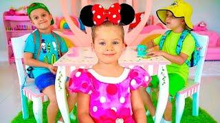 Ulang Tahun Diana dan Minnie Mouse