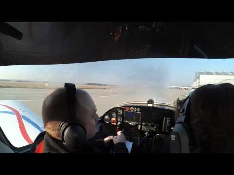 one day in the pilot school