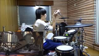 SiM Fallen Idols 【叩いてみた】 Drum Cover