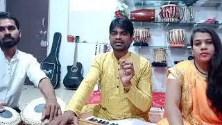 MISHA SHARMA Folk Singer Facebook Live Performance 30 Oct 2020