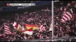 Обзор матча 15.01.2010 Бавария 2-0 Хоффенхайм