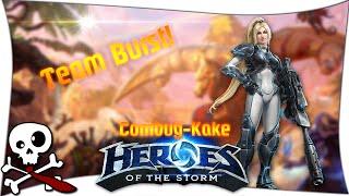 Team Burst!   Combug-Kake #12   Heroes of the Storm