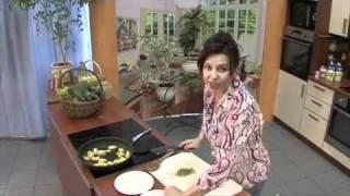 Любимые рецепты  Картофель с розмарином