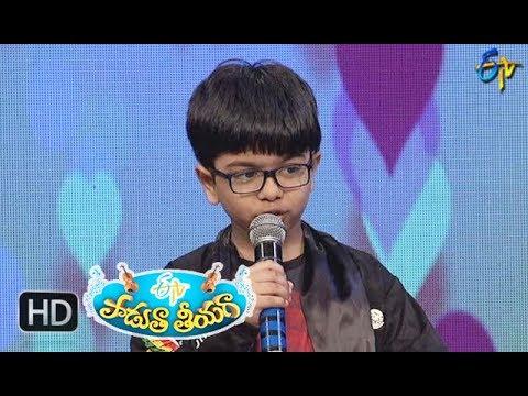 choosi-chudangane-song-|-dheeraj-performance-|-padutha-theeyaga-|-5th-august-2018-|-etv-telugu