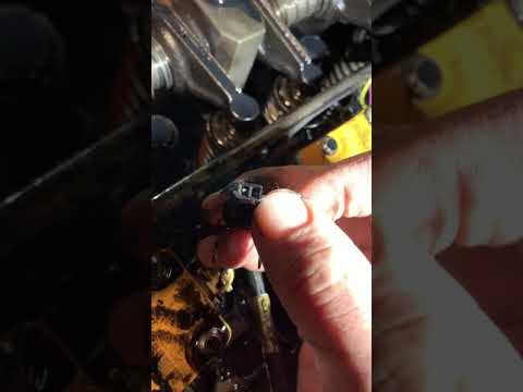DT466E Injector Missing