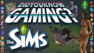 The Sims - Did You Know Gaming? Feat. Brutalmoose