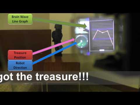 Treasure Hunting Robot