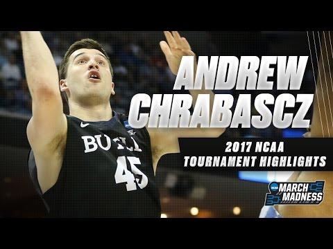 2017 NCAA Tournament: Butler's Andrew Chrabascz