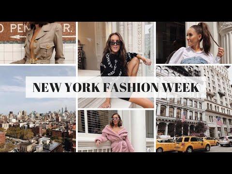 NEW YORK FASHION WEEK  Emma Rose