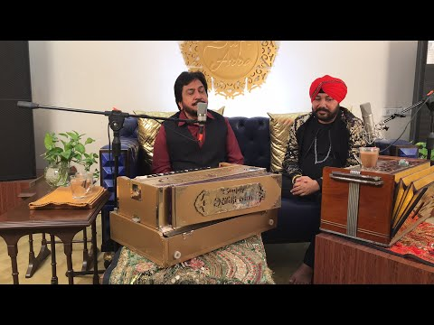 Daler Mehndi Live with Surinder Shinda | DM Folk Studio