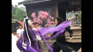 Hậu trường Thiên Thiên Hữu Hỷ 2- Trần Uy Hàn
