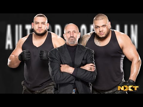 Authors of Pain 1st WWE NXT Theme Song For 30 minutes - Pain