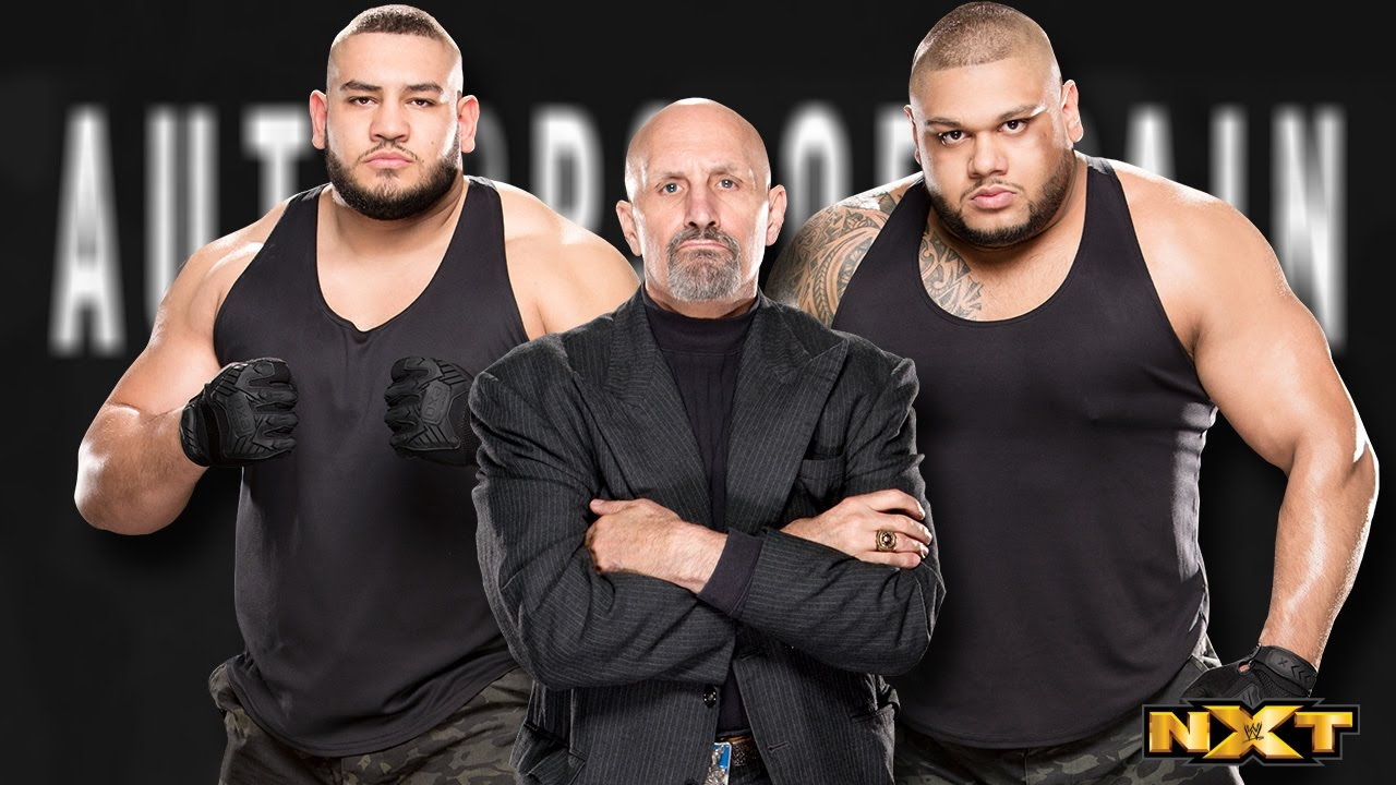Authors Of Pain 1st Wwe Nxt Theme Song For 30 Minutes