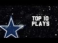 Top 10 Cowboys plays of 2016