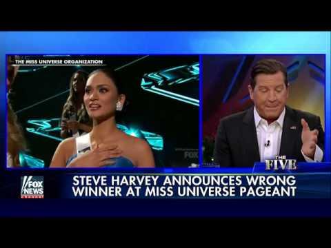Was Steve Harvey's Miss Universe Blunder A Publicity Stunt?