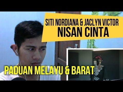 SITI NORDIANA & JACLYN VICTOR - NISAN CINTA || MV REACTION #56