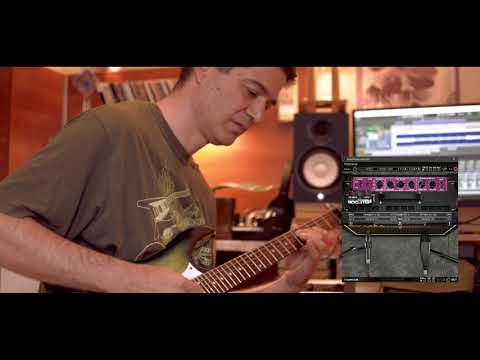 Amplifikation Lancaster - Crunch and Space