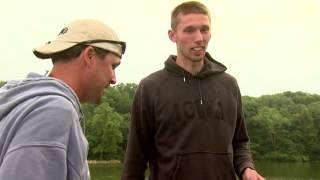 Gone Fishing with Jarrod Uthoff
