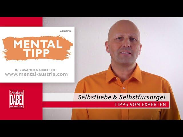 Oberland DABEI Mental-Tipp 03.03.2021