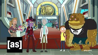 Inside the Episode: One Crew Over The Crewcoo's Morty | Rick and Morty | adult swim