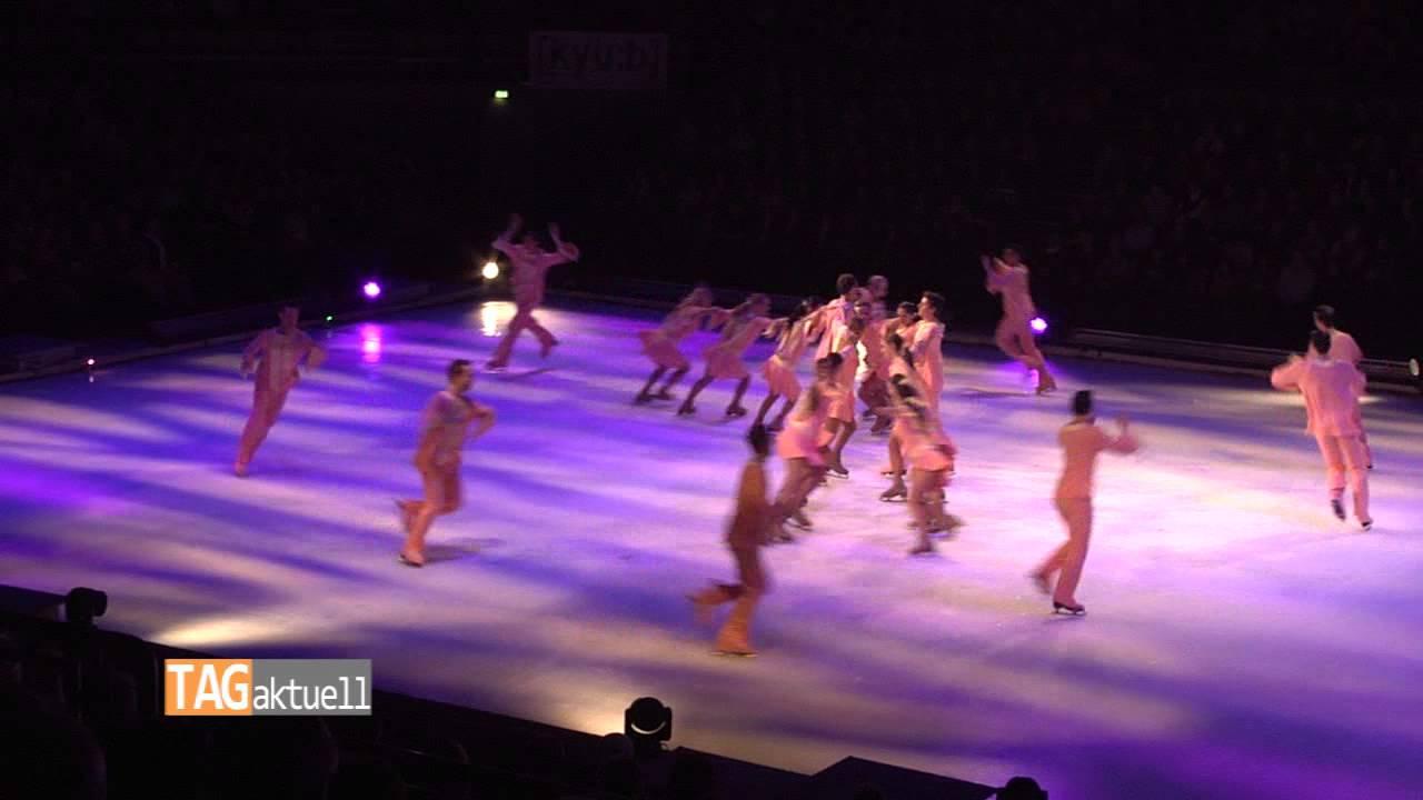 Zwickau Feiert Neue Holiday On Ice Show Youtube