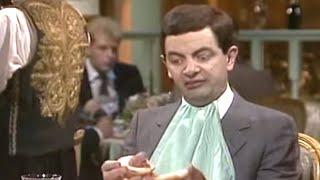 At The Restaurant: Steak Tartare Part 2 | Mr. Bean Official
