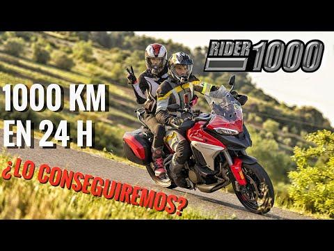Hacemos la Rider 1000 en pareja y nos pasa de todo / Rider 1000 2021