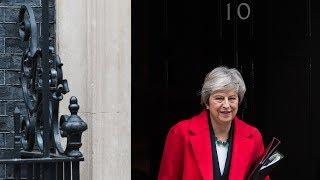 Theresa May: Ousting me won