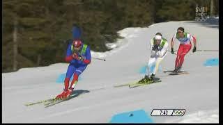 OS Vancouver 2010 - Skiathlon 30 km (K+F)