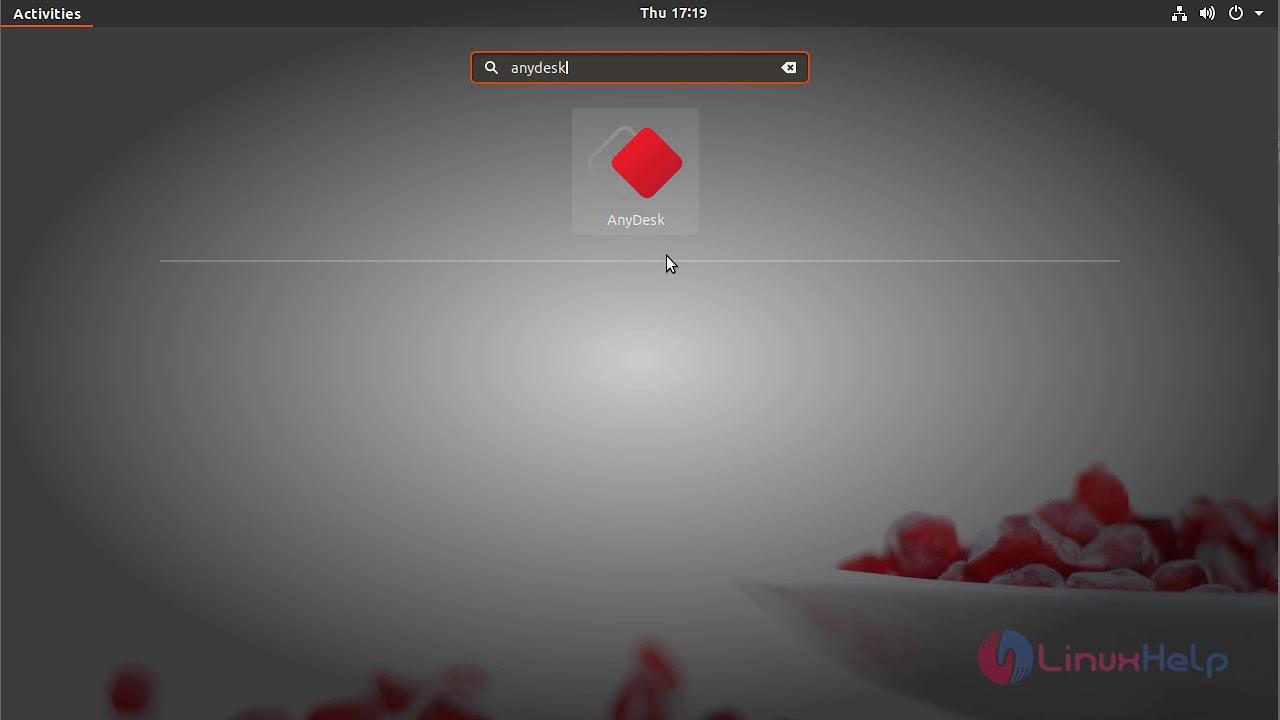 How to install AnyDesk 2 9 5 on Ubuntu 18 04 | LinuxHelp